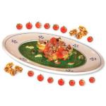 Orecchiette al pomodorino e Cotechino Modena IGP su crema di cime di rapa