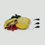 """""""Cuzzola"""" di pasta fresca ripiena di Cotechino Modena Igp e ricotta fresca"""