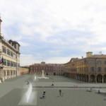 Piazza Roma, una location d'eccezione