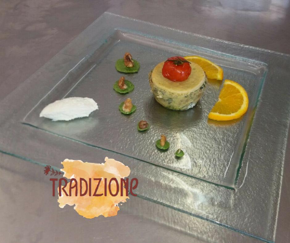 Tortino allo zampone Modena IGP, la ricetta