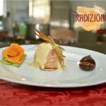 Millefoglie di patate con Cotechino Modena IGP