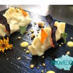 Raviolo croccante con cuore di Cotechino Modena IGP