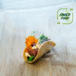 Tacos di Cotechino Modena IGP con nocciole