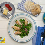 Calamari ripieni di cotechino e friarielli – video ricetta