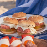 Mini hamburger di Zampone Modena IGP