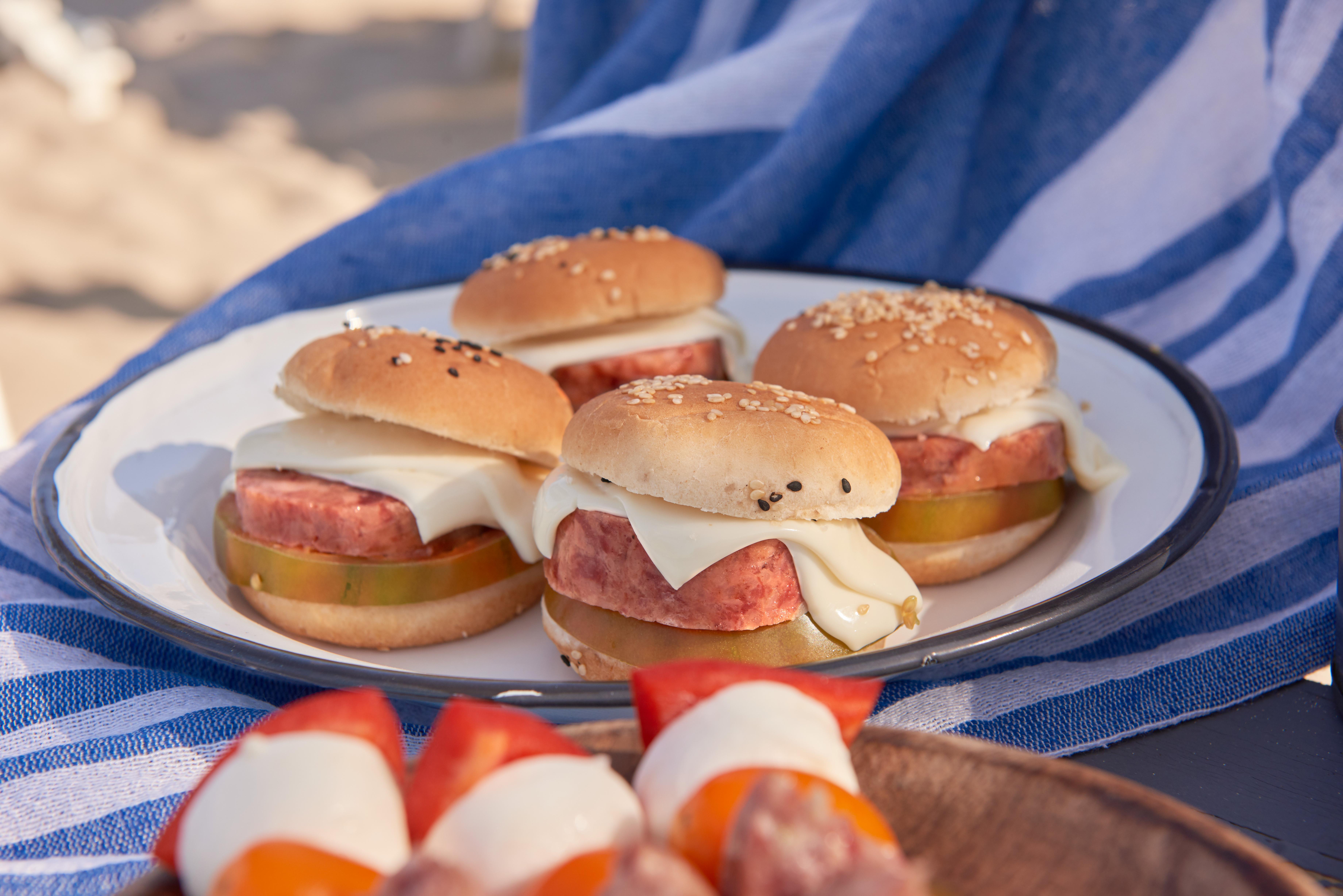 Mini Hamburger di Zampone Modena IGP, ricetta
