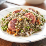 Quinoa salad with Cotechino Modena sausage (PGI)